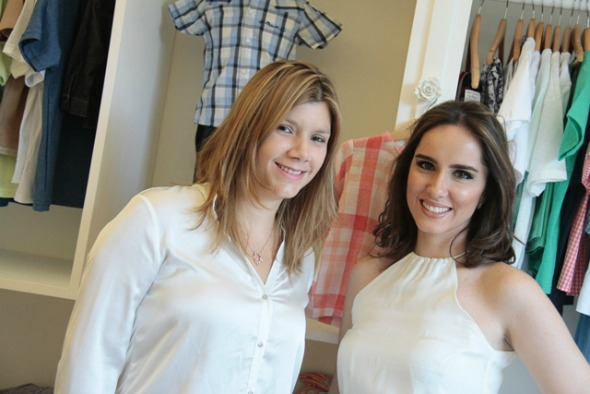Rebeca Cavalcante  e Isabela Pontes organizam evento para crianças na Maria Antonia Petit, no Parnamirim. Crédito: Arquivo pessoal