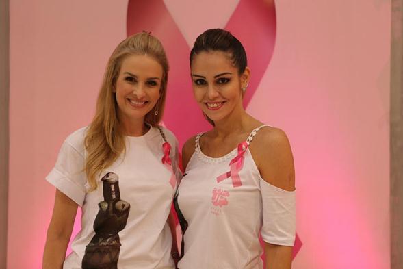 Renata Menezes e Luana Melo. Crédito: Ricardo Nascimento / Divulgação