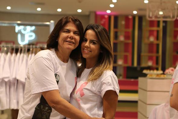 Tânagra e Manuela Tenório. Crédito: Ricardo Nascimento / Divulgação