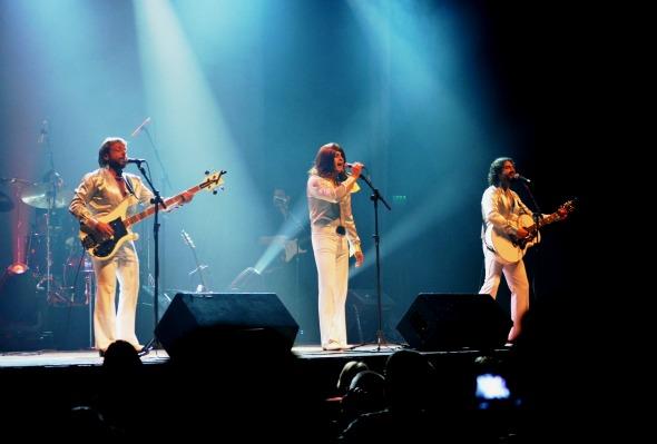 Geminis Bee Gees. Crédito: Maurício Trilha/Divulgação