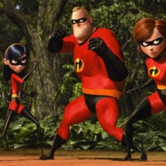 Disney espera bater recorde com Os Incríveis 2