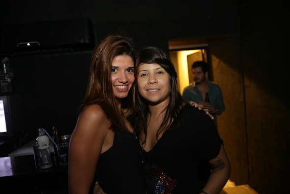 Luana Lima e Joana Gusmão. Crédito: Celo Silva/Divulgação