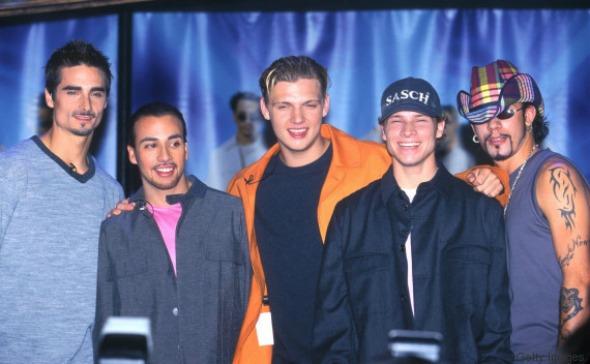 Backstreet Boys. Crédito: Reprodução/brasilpost.com.br