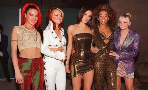 Spice Girls. Crédito: Reprodução/brasilpost.com.br