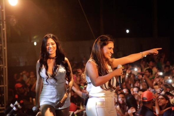 As coleguinhas. Crédito: Vito Sormany / Divulgação