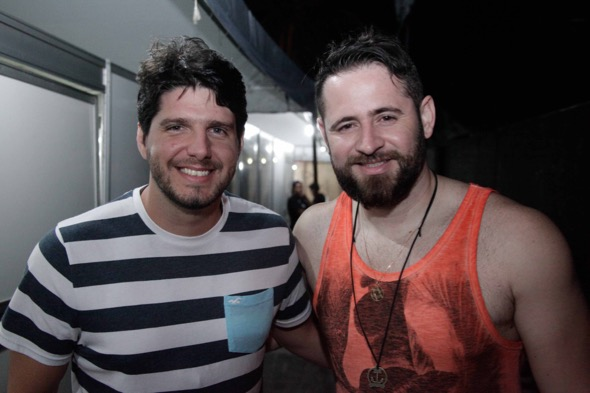 Luiz e Juarez dos Amigos Sertanejos. Crédito: Vito Sormany / Divulgação