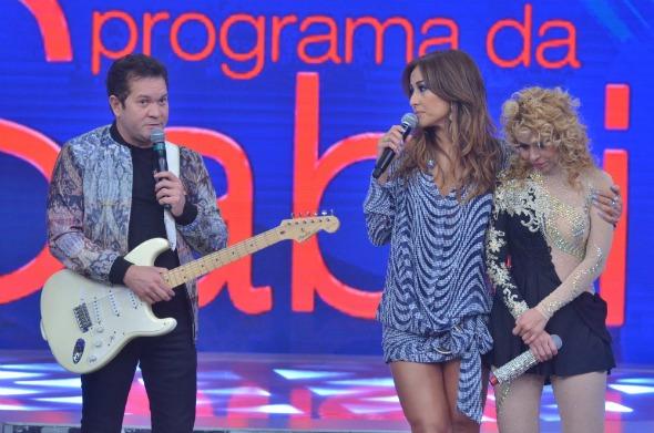 Crédito: Programa da Sabrina/TV Record/Divulgação