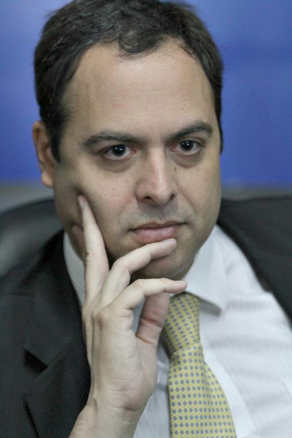 Paulo Câmara - Crédito: Nando Chiappetta/DP/D.A Press