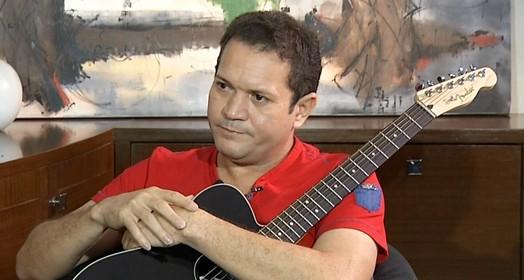 Chimbinha assume que traiu Joelma, chora e nega agressão em entrevista exclusiva ao Fantástico - Crédito: TV Globo/Divulgação