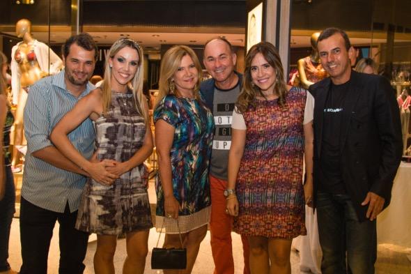 Os donos da Live! no RioMar - Crédito: Tatiana Sotero/DP/D.A Press