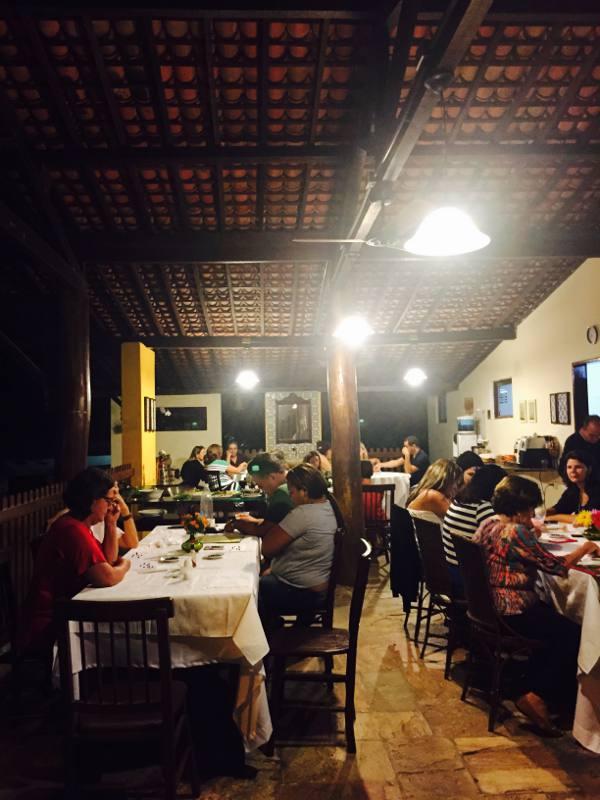 Sala do jantar