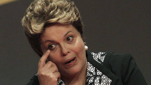 Dilma Rousseff/Reprodução