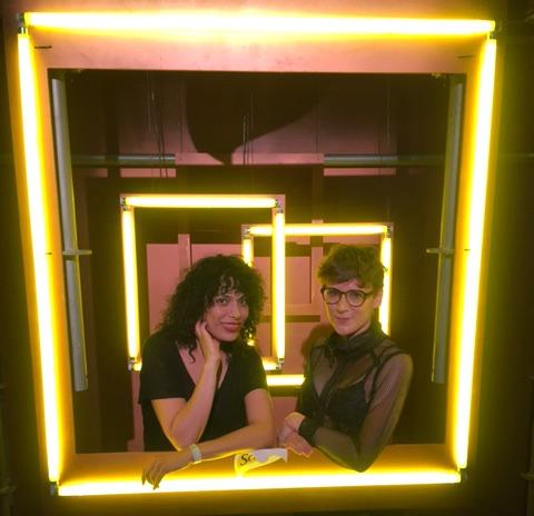 Fabiana Gomes e Jake Falchi - Crédito: Thayse Boldrini/DP/D.A Press