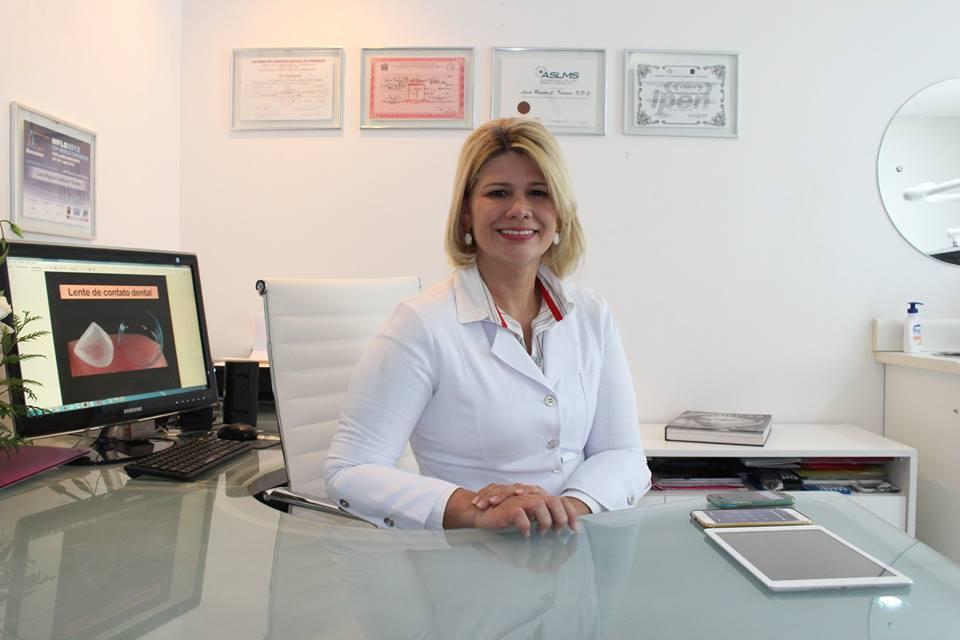 Dra. Lúcia Regina Créditos: Divulgação