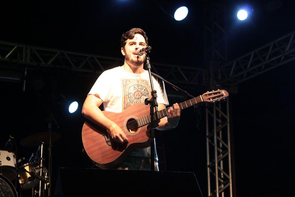 Banda Gambiarra Créditos: Larissa Nunes/Divulgação