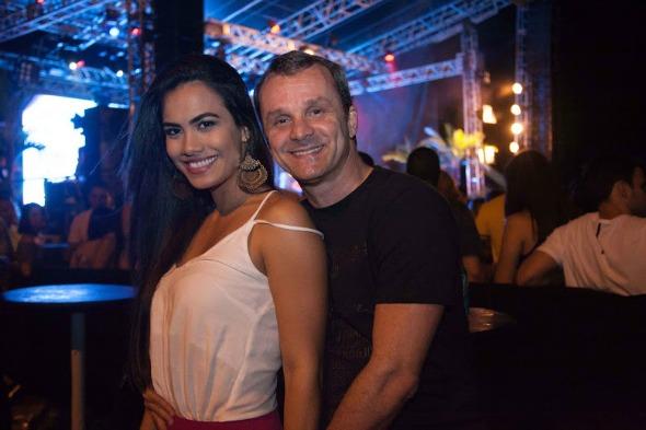 Natália Pimentel e Nei Ávila. Crédito: Vito Sormany/Divulgação