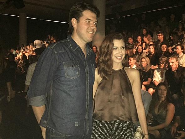 Diego Nunes e Camila Coutinho -  Crédito: Thayse Boldrini/DP/D.A Press