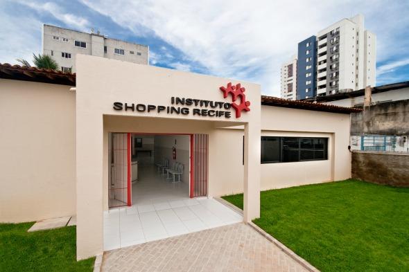 Instituto Shopping Recife. Crédito: Divulgação/ISR