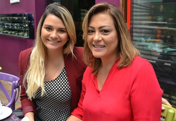 Natalia e Rita Peixoto Créditos: Vitória Maciel/Caleidoscópio
