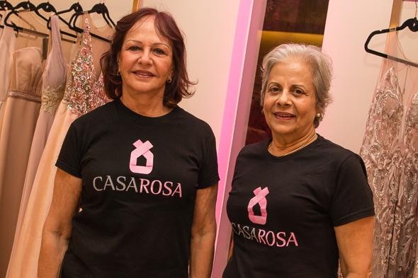 Bruna Trajano e Cristina Maranhão - Crédito: Tatiana Sotero/DP/D.A Press
