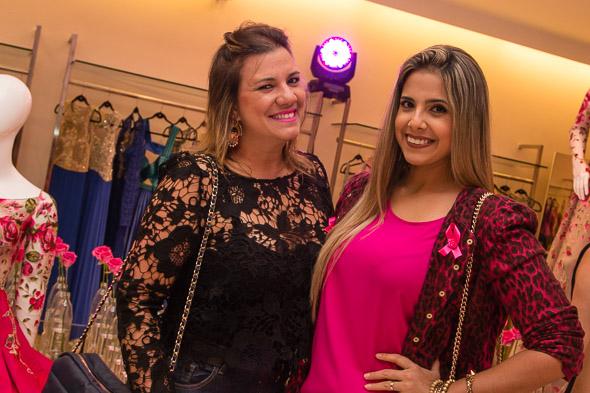 Carol Pessoa de Melo e Ingrid Lemos - Crédito: Tatiana Sotero/DP/D.A Press