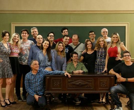 Os atores que vão viver a nova edição do programa humorístico Créditos: DIvulgação/ Instagram @globocelebridades