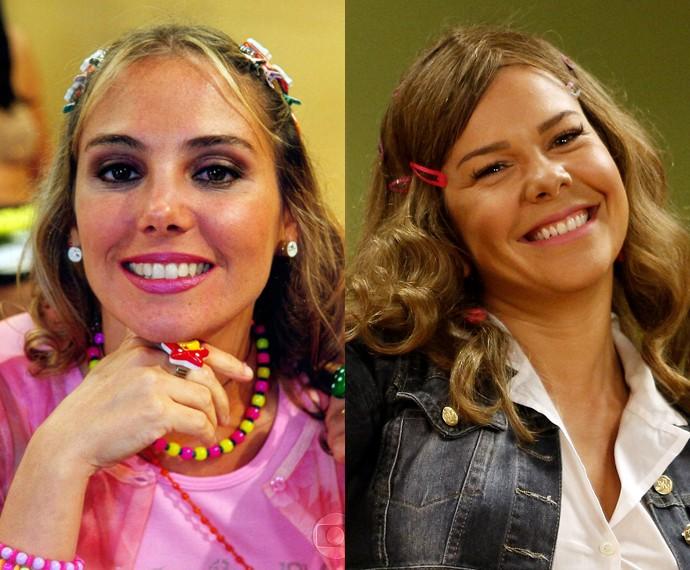 Heloísa Périssé e Fernanda Souza como Tati Créditos: GShow/Divulgação