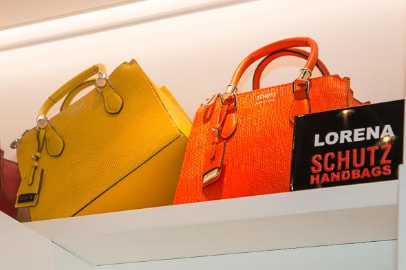 Bolsa Lorena na lista das mais procuradas da marca - Crédito: Tatiana Sotero/DP/D.A Press