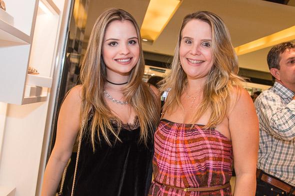 Bianca e Adriana Ferraz - Crédito: Tatiana Sotero/DP/D.A Press