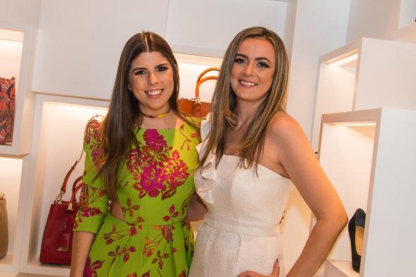 Carolina Apolinário e Valesca Brito - Crédito: Tatiana Sotero/DP/D.A Press