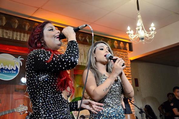 Priscilla Sena e Tayara Andreza. Crédito: João Vitor Alves/Divulgação