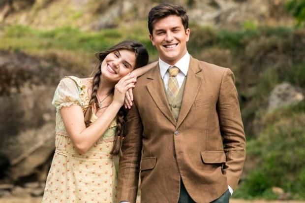 Camila Queiroz fará par romântico com Klebber Toledo na nova novela das seis - Crédito: Inácio Moraes / Gshow