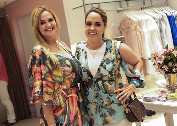 Lydiana Assis e Rapha Torres. Crédito: Paloma Amorim/Divulgação