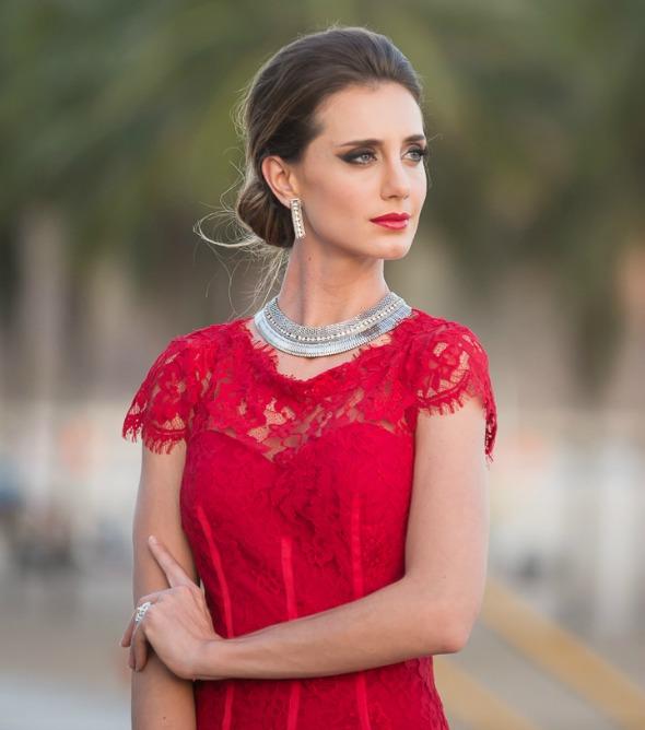 Mariana Richardt será a estrela do desfile Créditos: divulgação/Felipe Lannes
