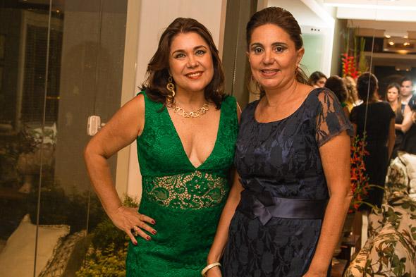 Rita Tristão e Amelinha Peixoto - Crédito: Tatiana Sotero/DP/D.A Press