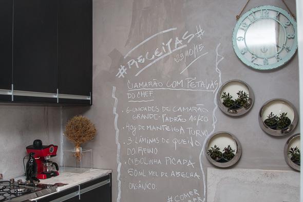 Adega e gourmeteria assinada por Saulo Barros - Crédito: Tatiana Sotero/DP/D.A Press