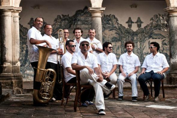 Orquestra Contemporânea de Olinda. Crédito: Tiago Calazans/Divulgação