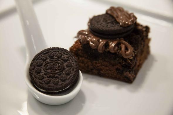 Novo sabor de brownie: Oreo Créditos: Vito Sormany/Moove comunicação