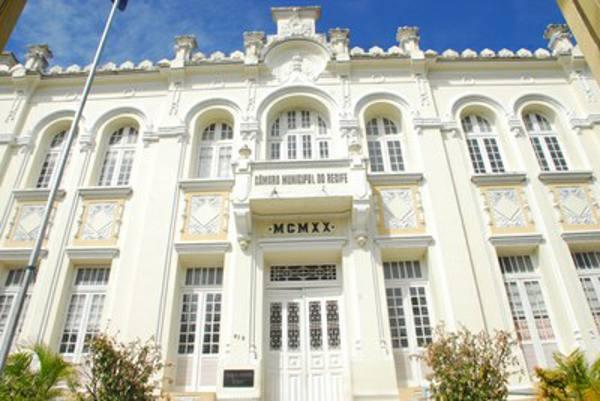 Câmara Municipal do Recife/Divulgação