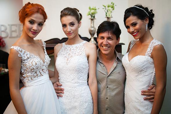 Albérico Ribeiro e suas noivas Créditos: En Passant Fotografia/divulgação