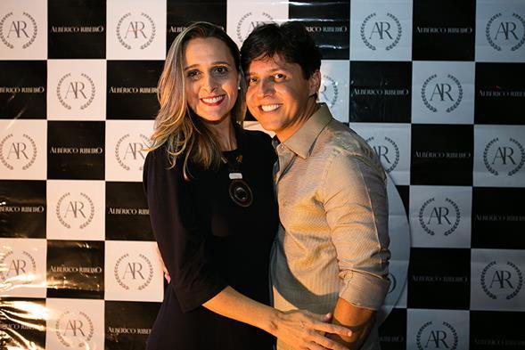 Viviane Soratto e Albérico Ribeiro Créditos: En Passant Fotografia/divulgação