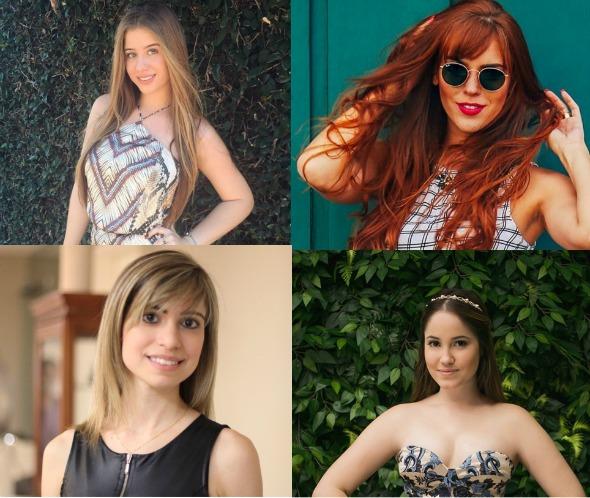 As blogueiras que vão participar do evento Créditos: divulgação