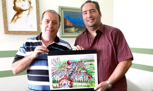 Organizadores do Parque Erótico/Divulgação