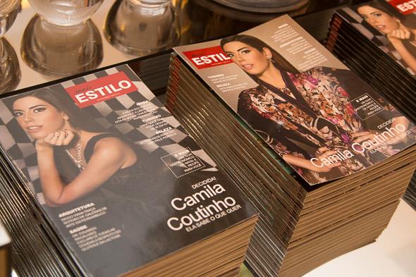 As capas da blogueira Crédito: Tatiana Sotero/D.P./DA Press