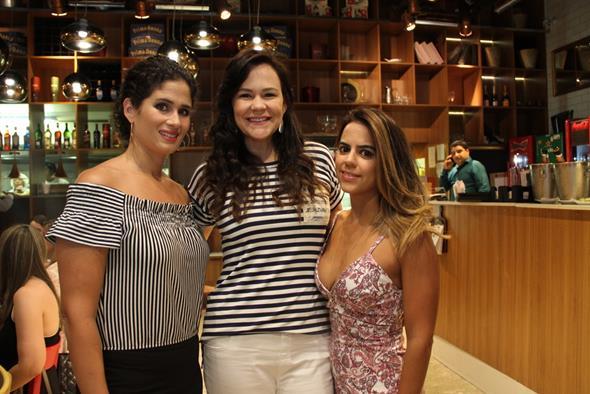 Gabriela Queiroz Galvao, Bella Gouveia e Manuela Tenorio Créditos: Juliana Neves/4 Comunicação
