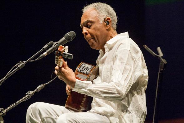 Gilberto Gil. Crédito: Charles Johnson/Divulgação