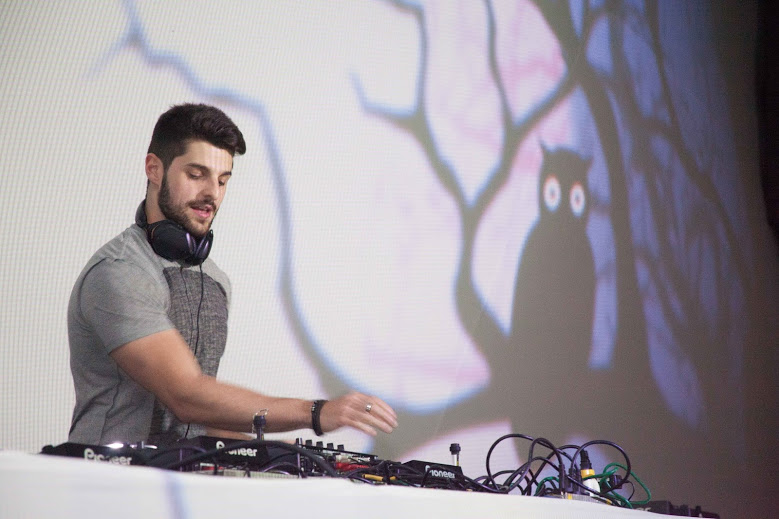 O DJ Alok foi a grande atração do evento Créditos: Vito Sormany/moove comunicação