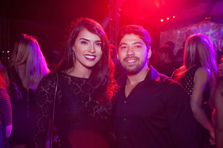 Amanda CIsneiros e Edgar Guadagnano Créditos: Vito Sormany/moove comunicação