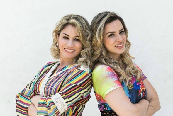 Ana Karlla Assis e Anne Barros. Crédito: Lucas Moraes/Divulgação