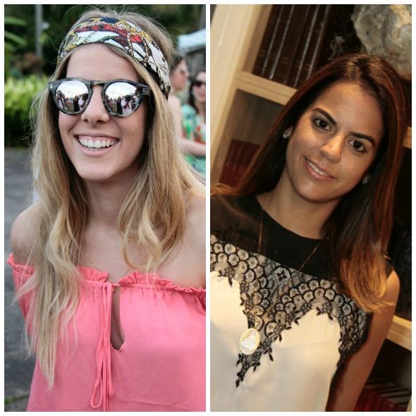 Victória Pinteiro e Manuela Tenório estão entre os nomes convidados para a ação Créditos: Gleyson Ramos/Divulgação